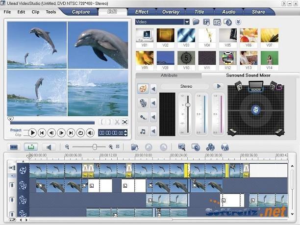 Corel скачать бесплатно программу videostudio pro х5.